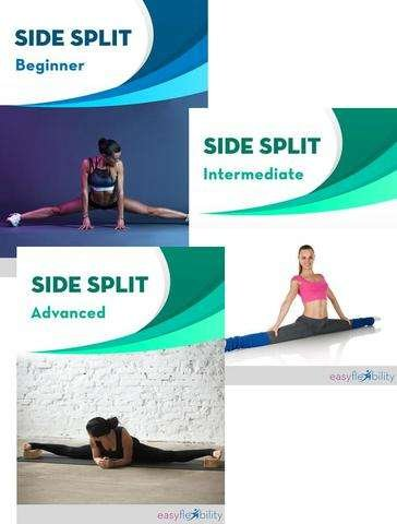 Straddle (Side Split) Muscle and Joint Injuries – EasyFlexibility