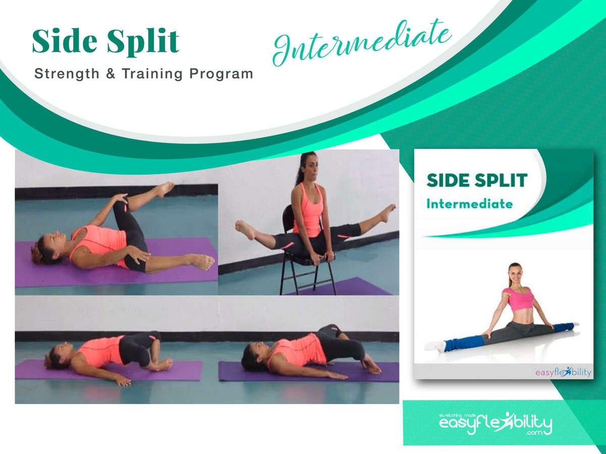 Front Amp Side Splits Training Easyflexibility