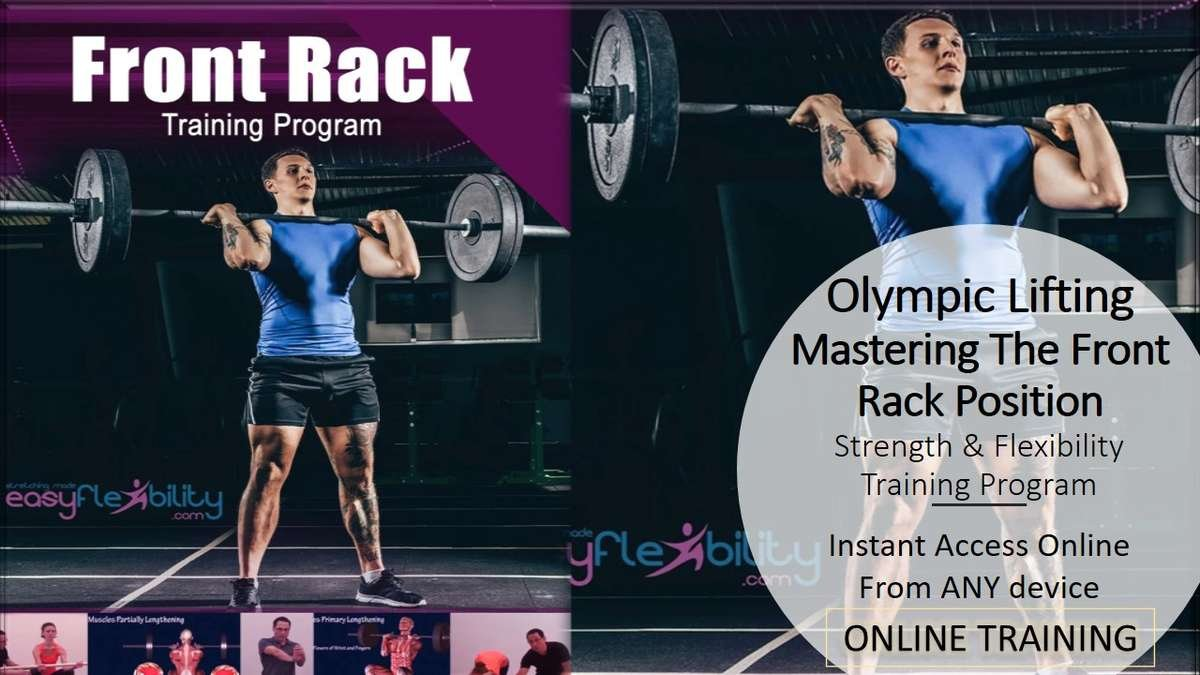 position rack olympic mastering lifting