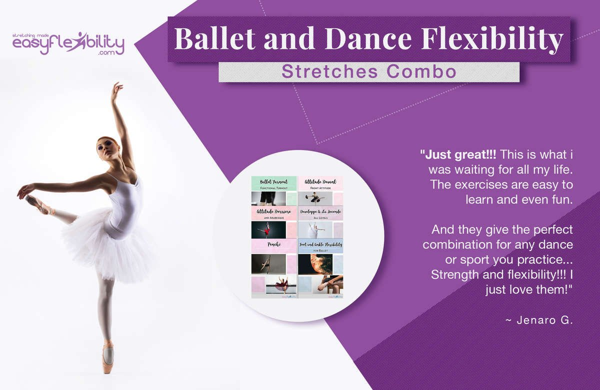Ballet and dancer flexibility dance stretches combo easyflexibility why are professional dancers so good how can you be that good or better fandeluxe Images