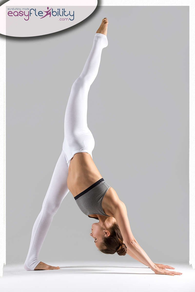 Get Your Heels Down in Downward Facing Dog – EasyFlexibility