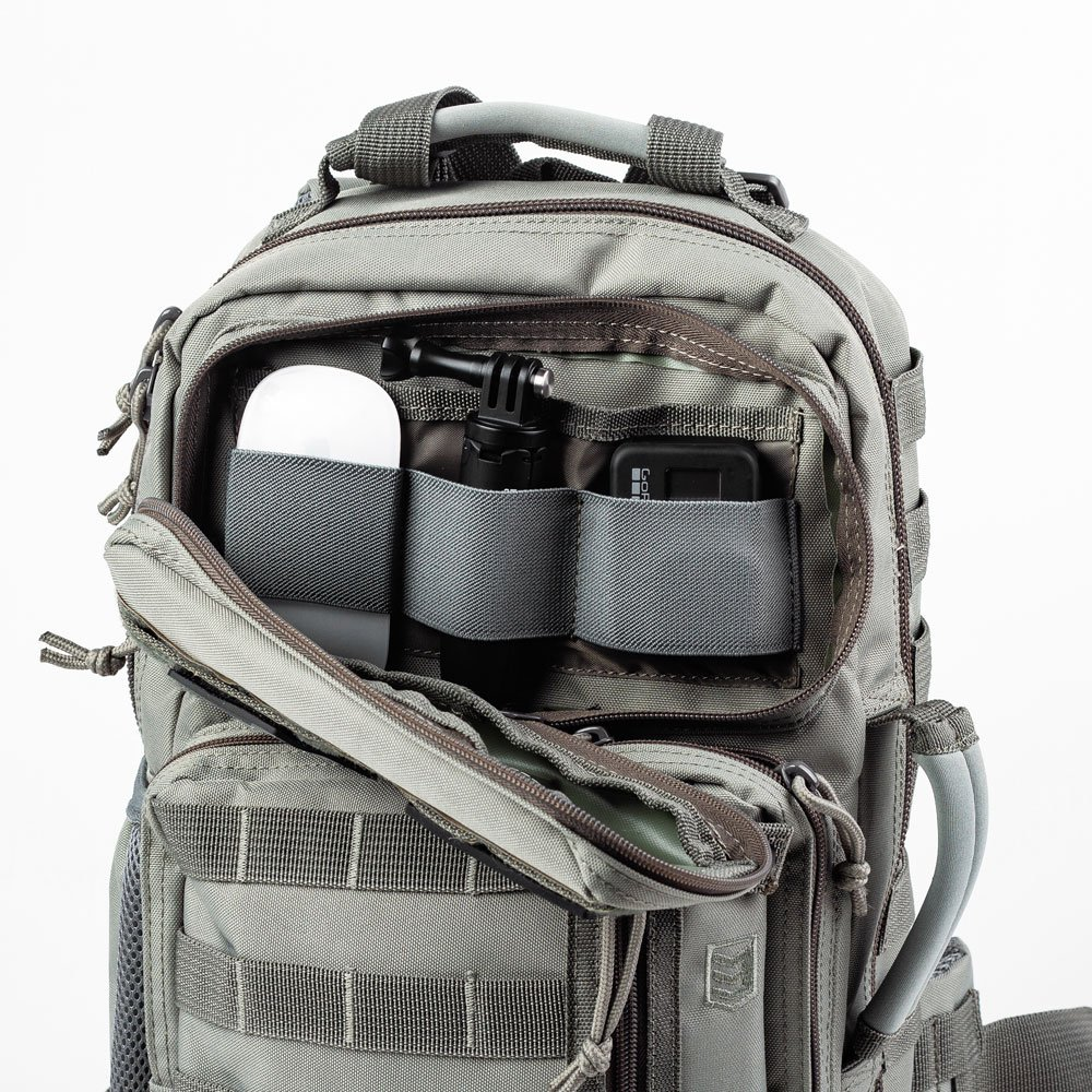 3v gear outlaw edc sling pack organization