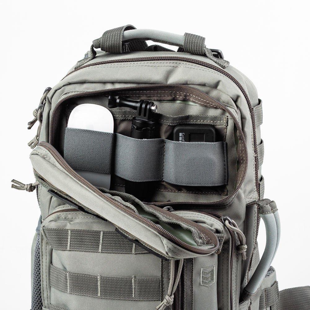3v gear outlaw edc sling pack organization