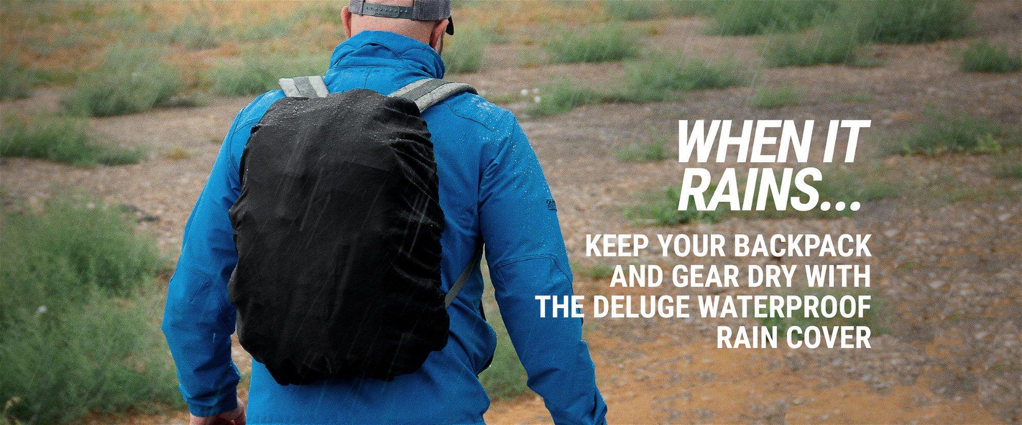 3V Gear Deluge Rain Cover