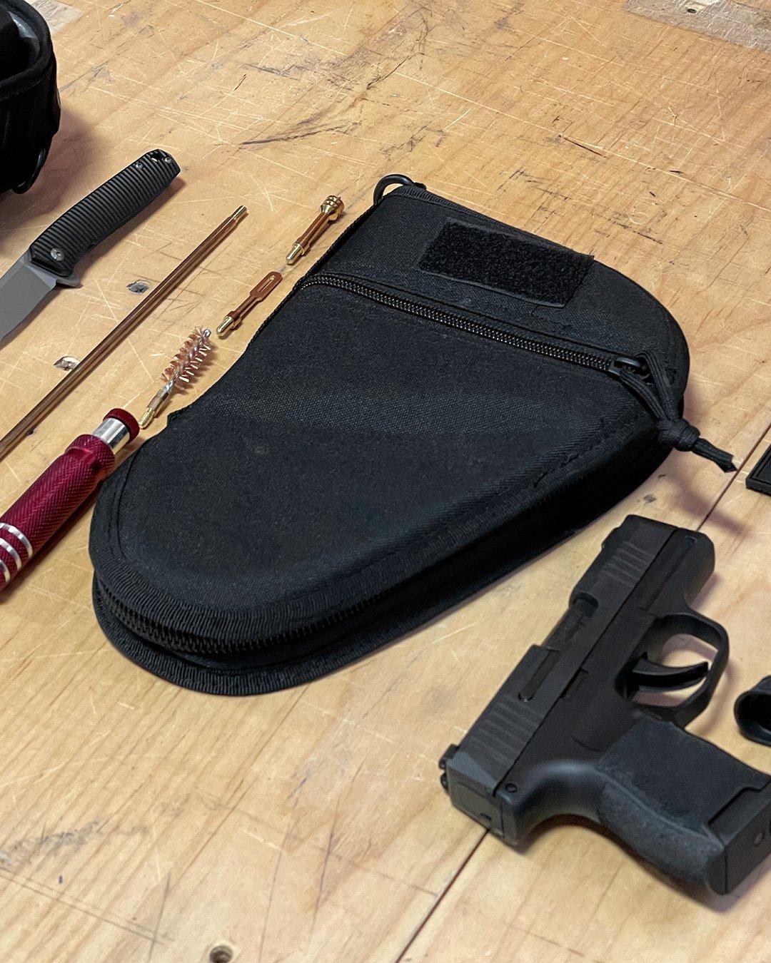 3v gear overseer padded pistol case