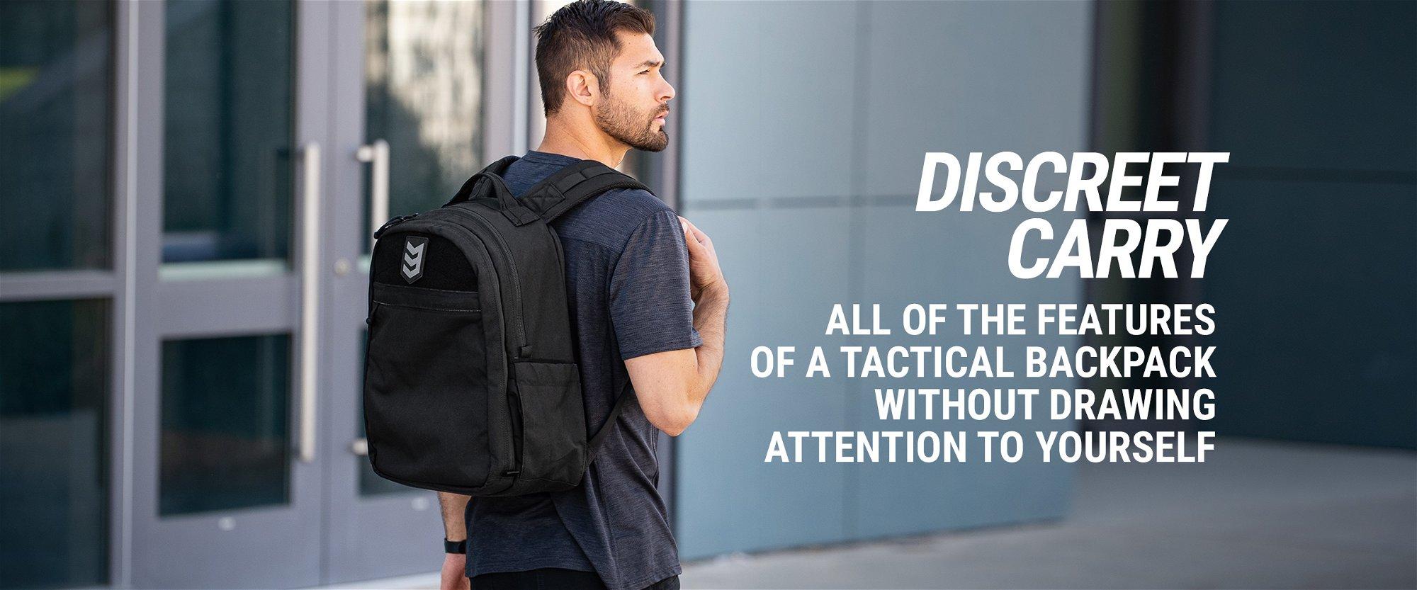 Subrosa Urban Tech Backpack