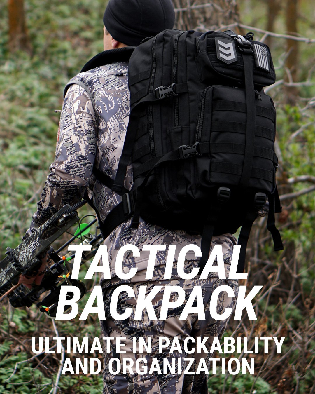 3v gear velox military style tactical backpack