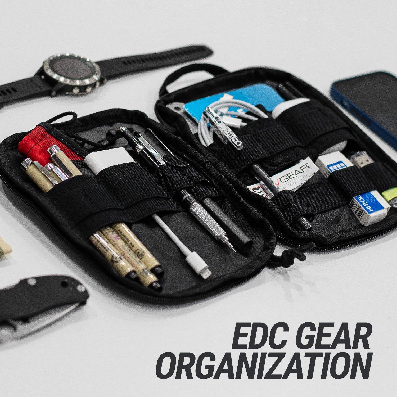 3v gear compact organizer edc