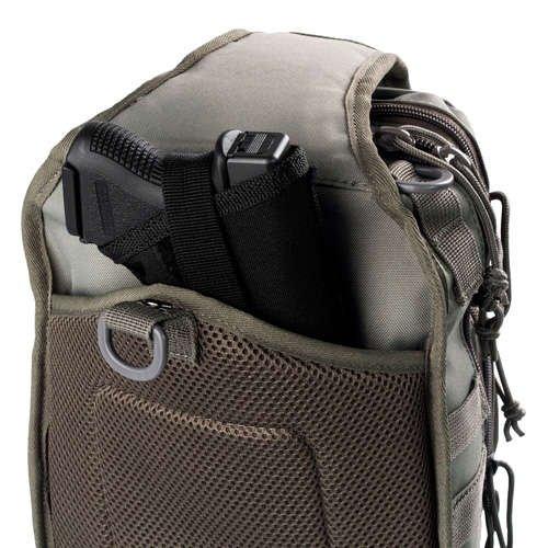 Rear CCW pocket