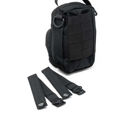 easy access to all of your gear
