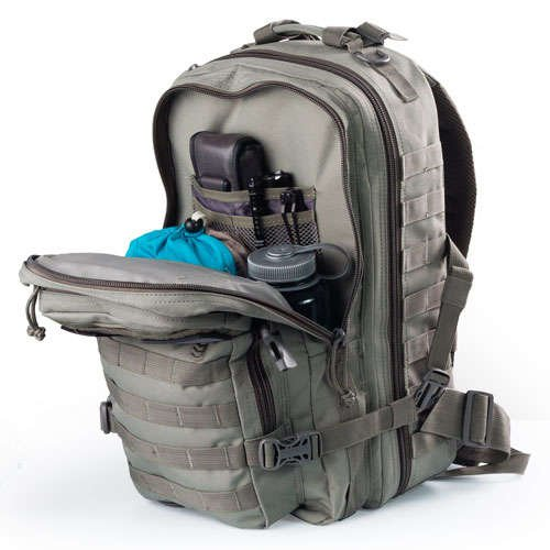 3V GEAR VELOX II TACTICAL ASSAULT BACK PACK BAG COYOTE TAN COLOUR RUCKSACK