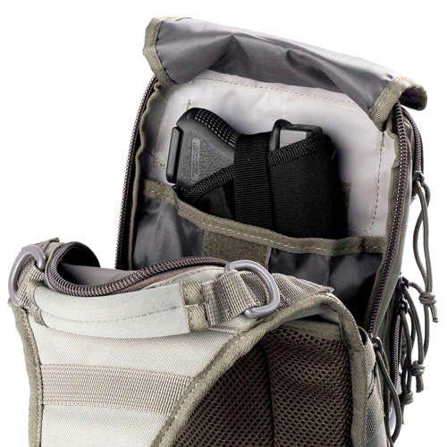 Internal CCW pocket