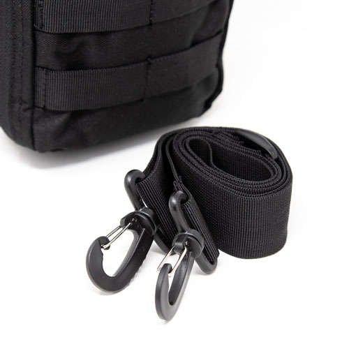 removable shoulder strap