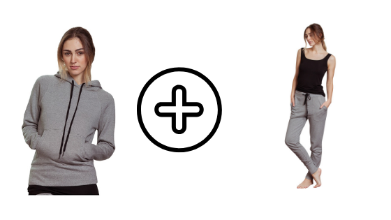 bamboo monkey bamboo hoodie and track pant special offer