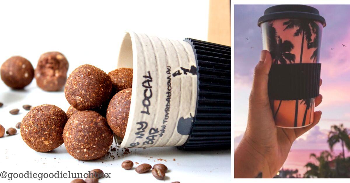 bamboo monkey reusable coffee cups