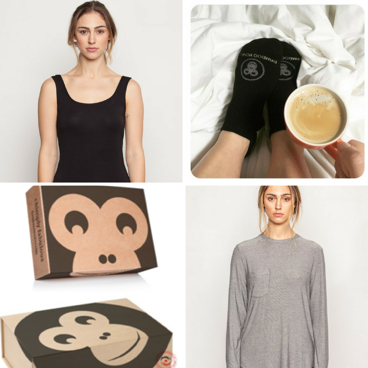 A great starter pack of bamboo clothing