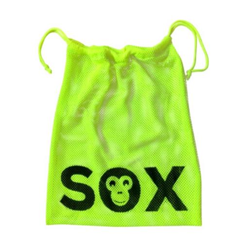 Mesh Wash Bag for your socks / No more odd socks! – Bamboo Monkey
