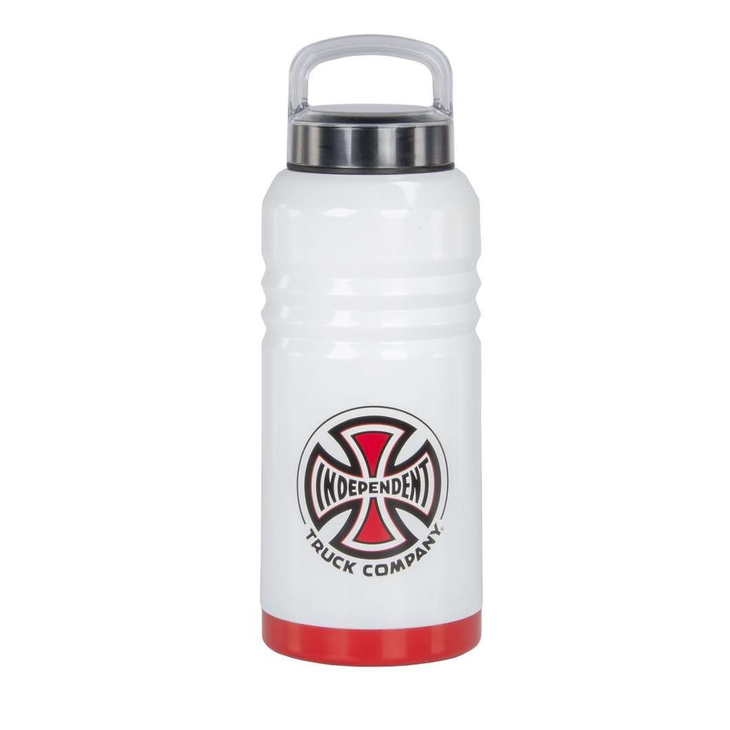 INDEPENDENT LIMITED EDITION WHITE 64 OZ GROWLER