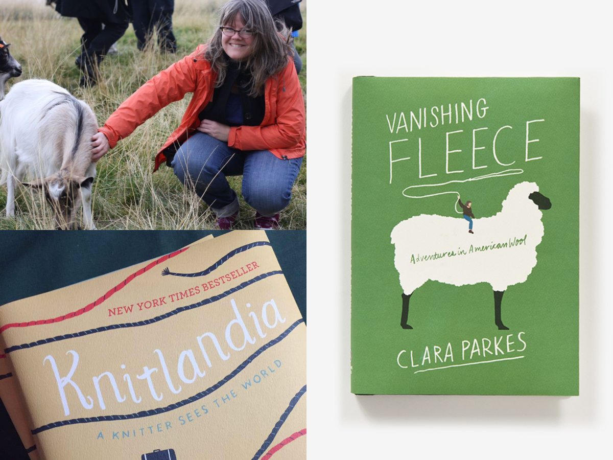 Episode 94: An Exploration of the Vanishing American Wool Industry with Clara Parkes