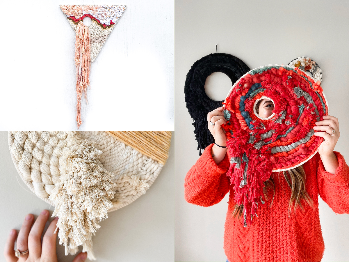 Episode 104: Therapeutically Weaving In The Round with Ashton Zager