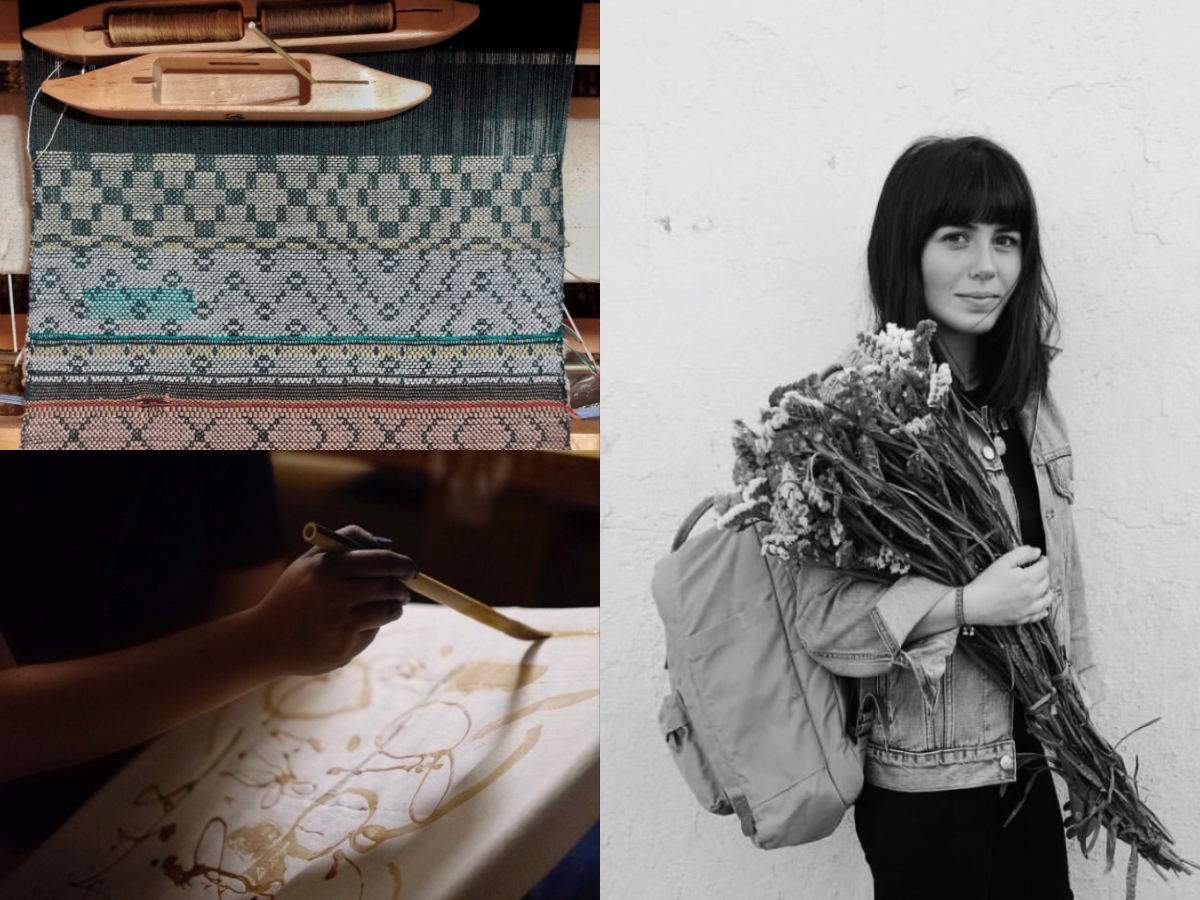 Episode 88: Reconnecting with Weaving Through Identity with Mariela Motilla