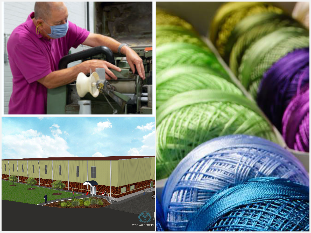 Episode 117: Specialty Yarn in Valdese, North Carolina with Stephen Hudson of Meridian Specialty Yarn Group