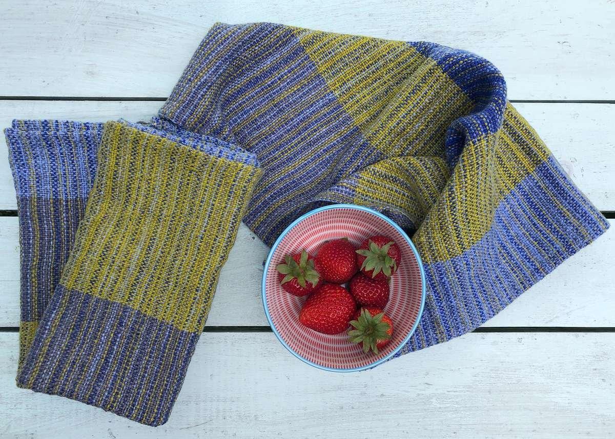 Rigid Heddle Napkin Towel Kit