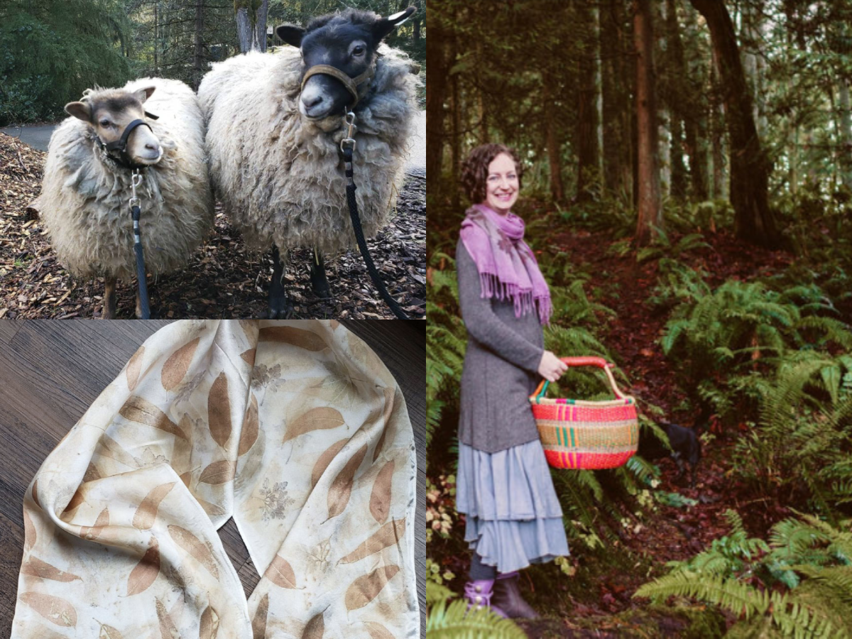 Episode 80: Fiber Farming and Forestry with Casey Newman of Cedar Dell Forrest Farm