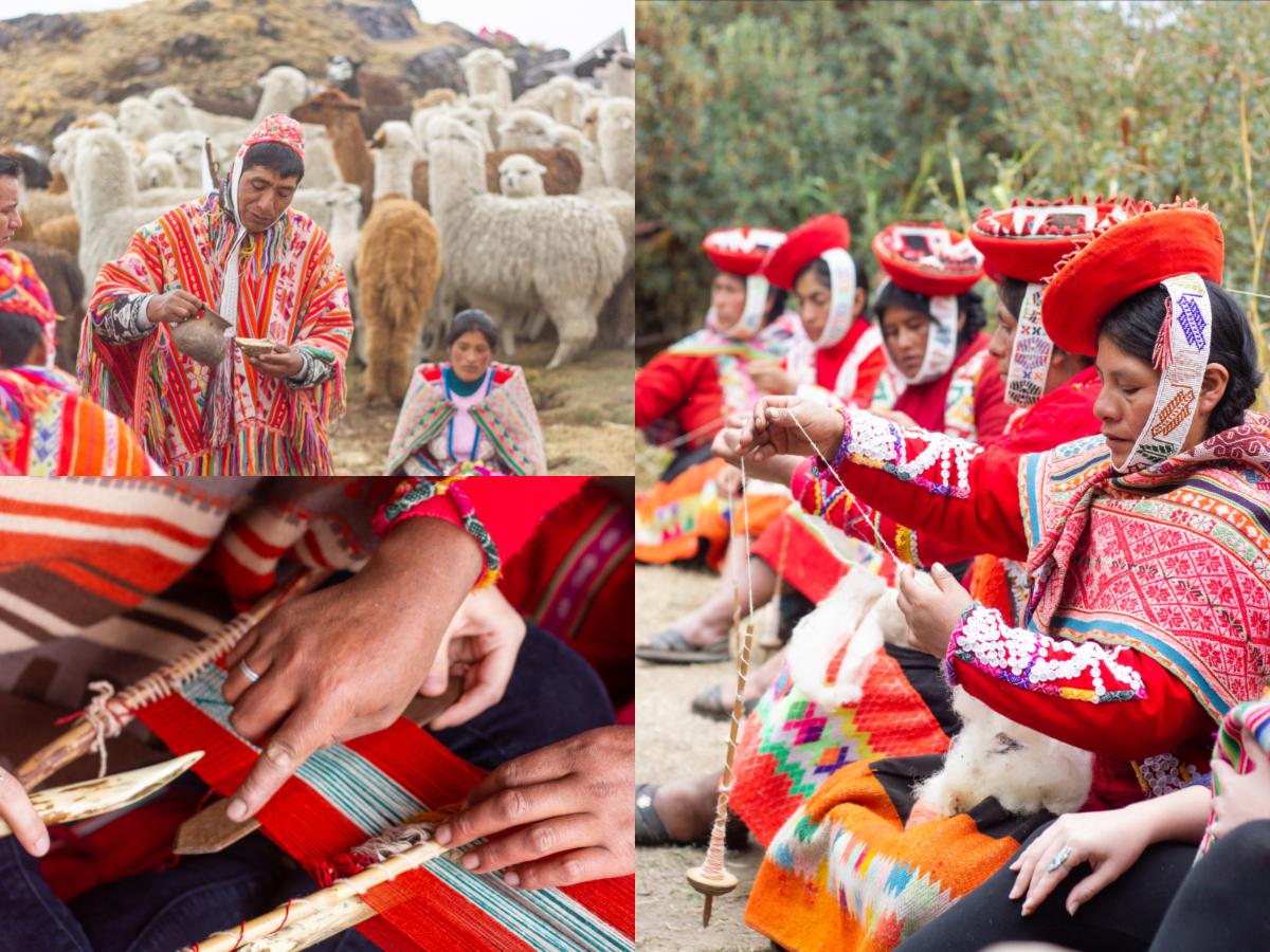 Episode 87: Indigenous Fiber and Craft Making in Cusco Peru with Aula Artesana
