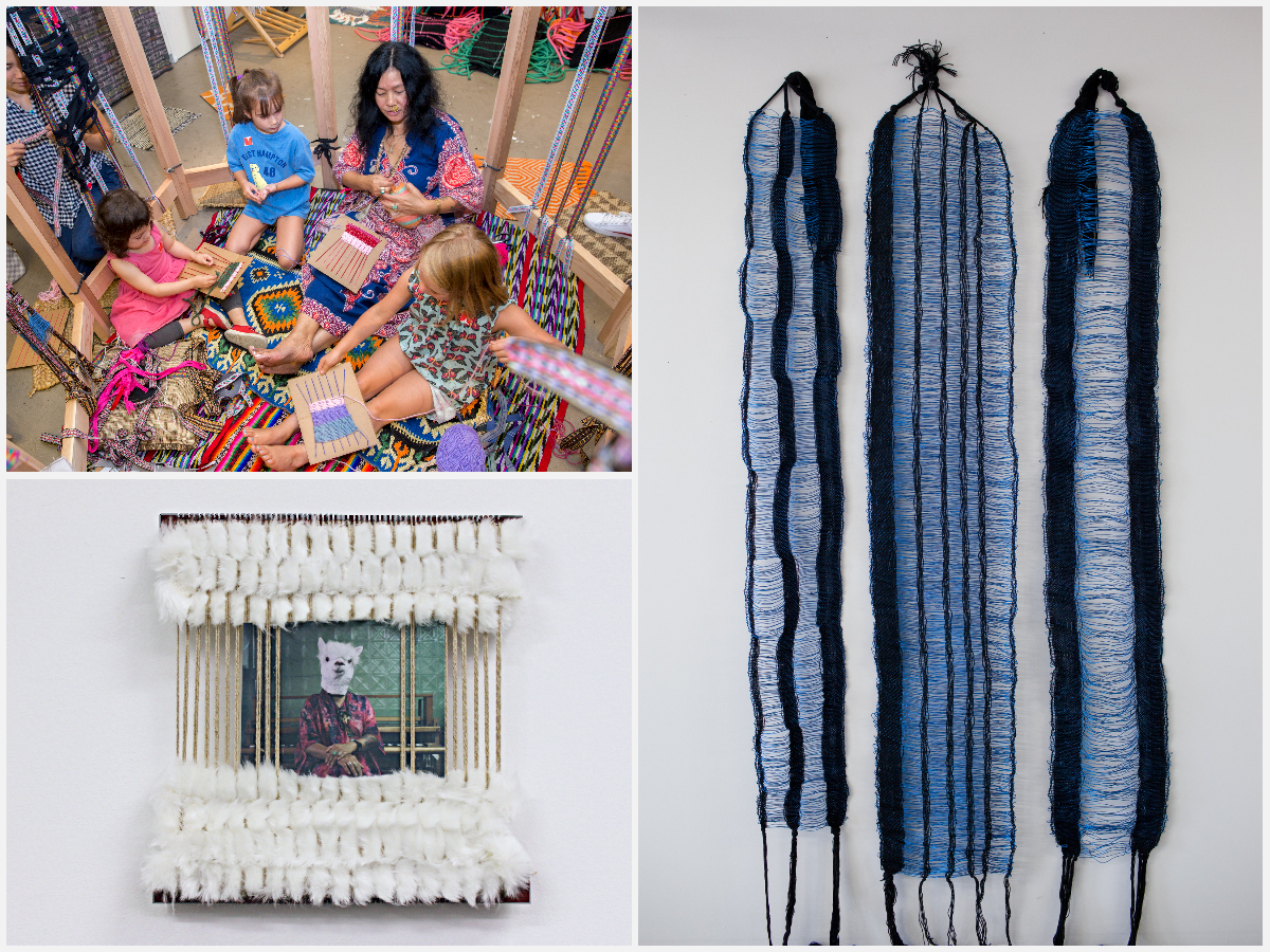 Episode 116: Healing Inspiration with Cynthia Alberto Founder of Weaving Hand A Studio Based in Brooklyn New York