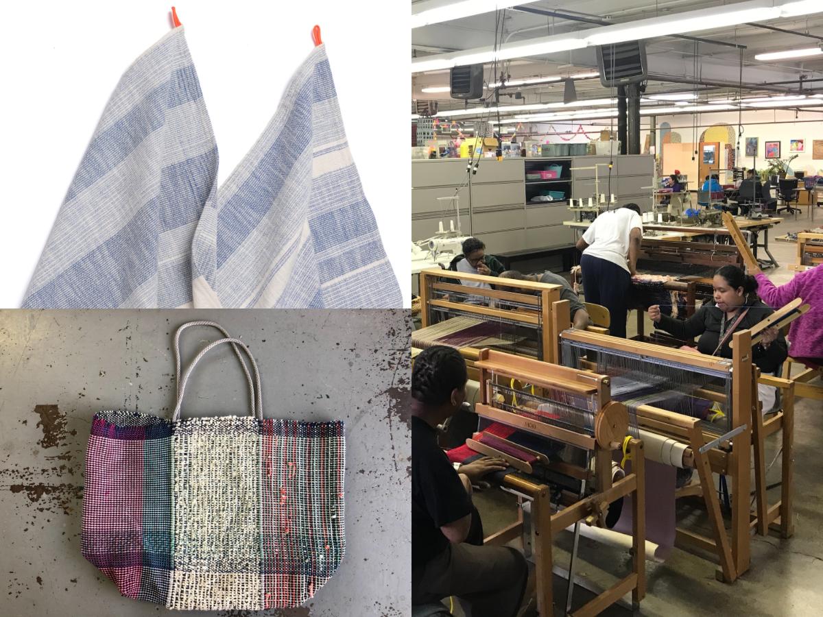 Episode 75: An Artist Run Weaving Mill with Emily Winter