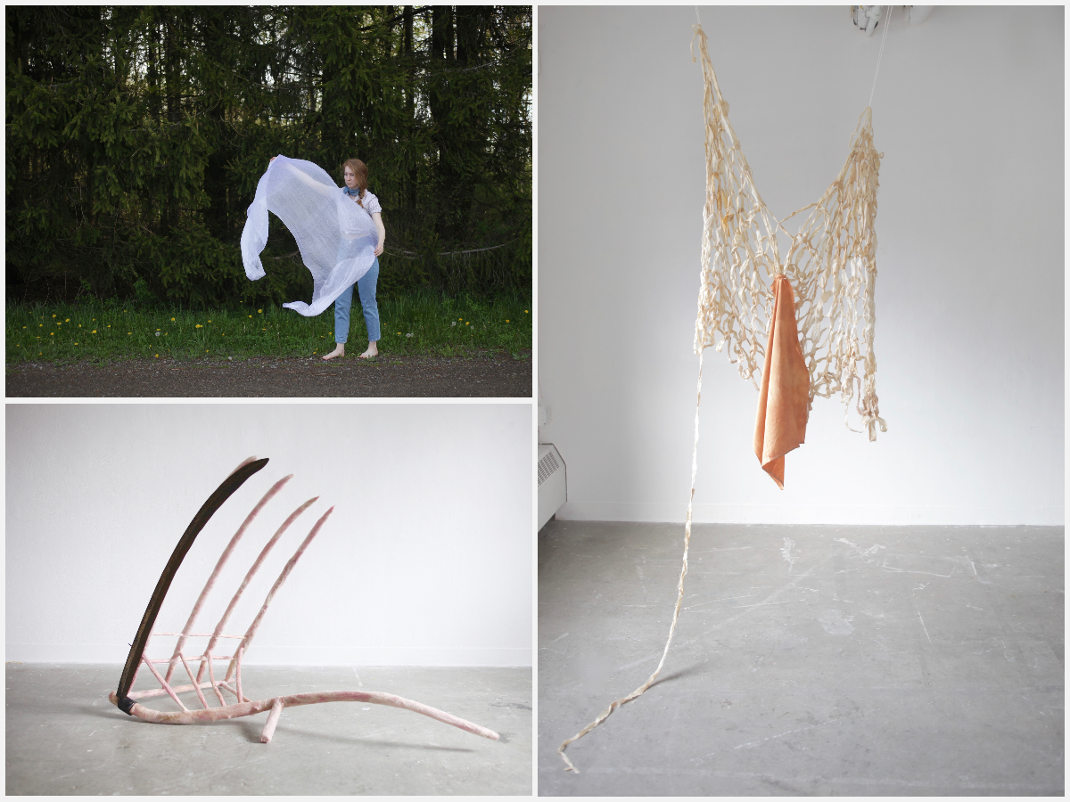 Episode 121: Natural Fibers Sculpture and Gendered Iconography With Sydni Gause