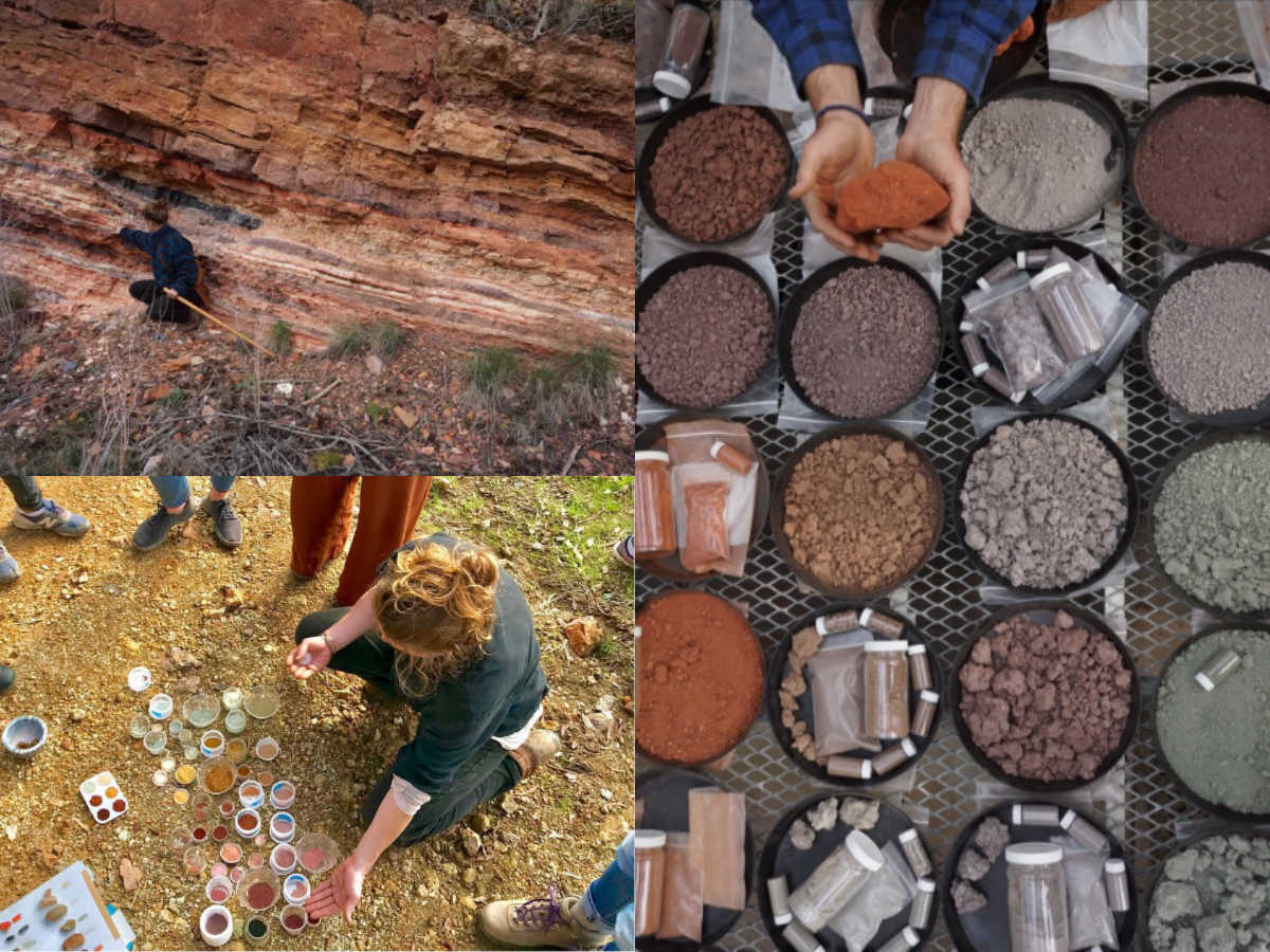 Episode 91: Ochre Earth Pigments with Heidi Gustafson of Early Futures