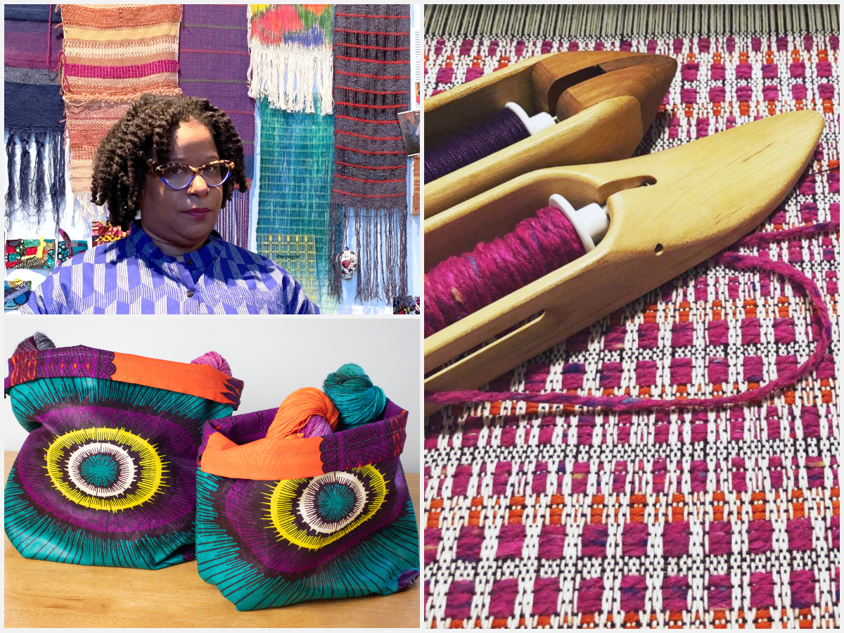 Episode 118: An Array of Fiber Making Mediums with Tammi Williams of Yarn & Whiskey