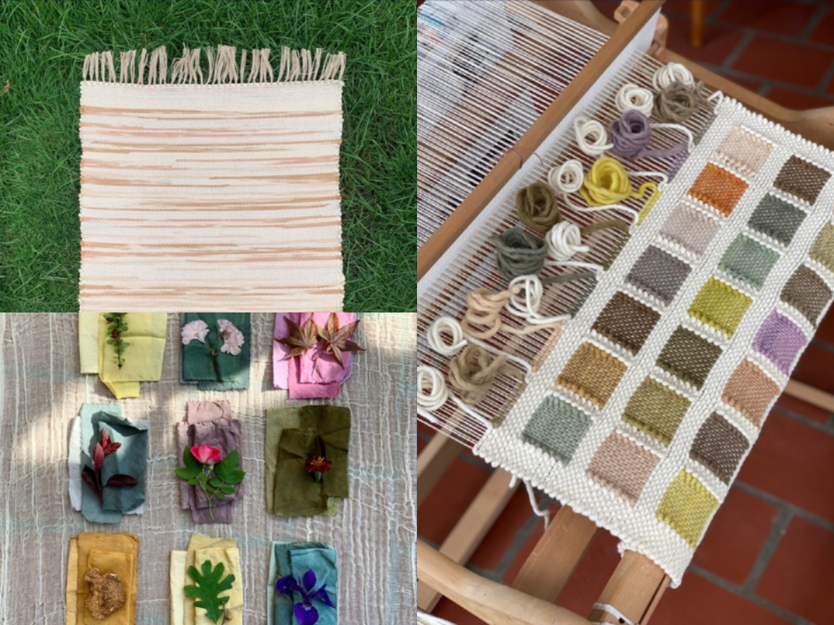 Episode 89: Weaving And Foraging For Natural Dye in Detroit with Kayla Powers