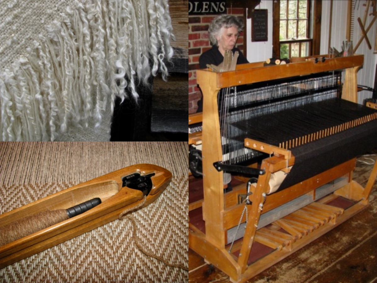 Episode 79: British Sheep Conservation and Ancestral Weaving with Margaret Russell