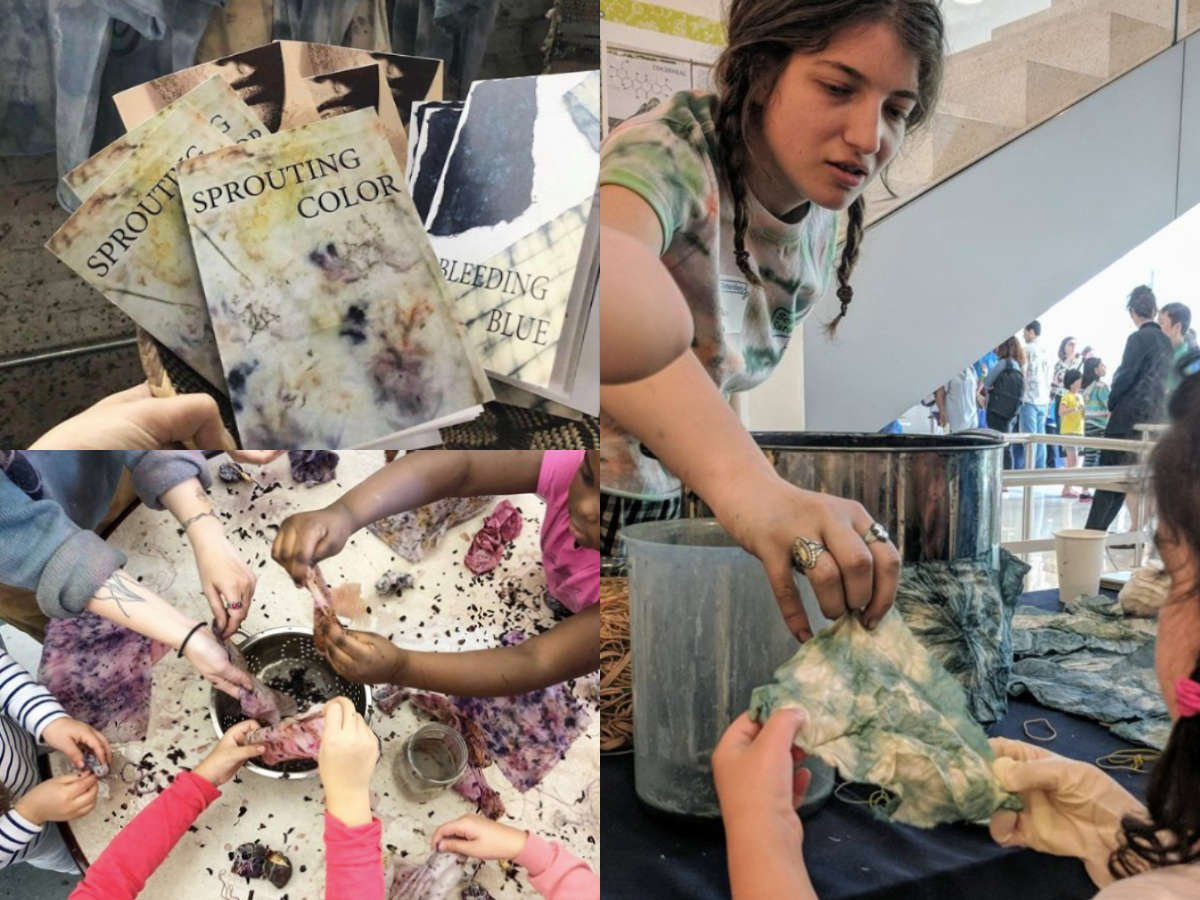 Episode 90: Exploring From Farm to Fabric with Nica Rabinowitz of Fiberhouse Collective