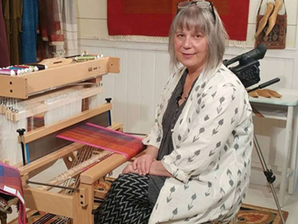Jane Stafford Weave Podcast