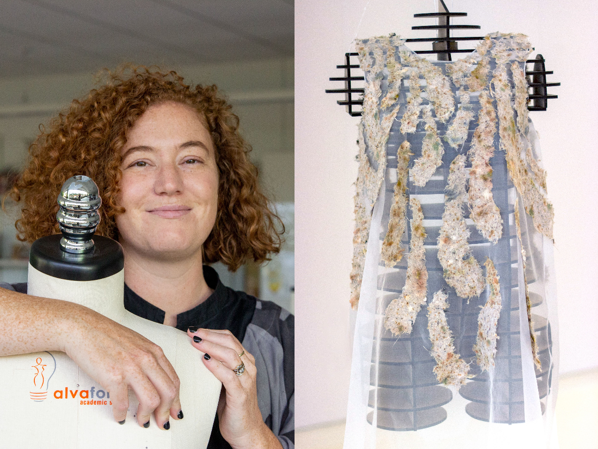 Episode 103: Researching Natural Dyes For The Next Generation of Fashion Professionals with Kelsie Doty