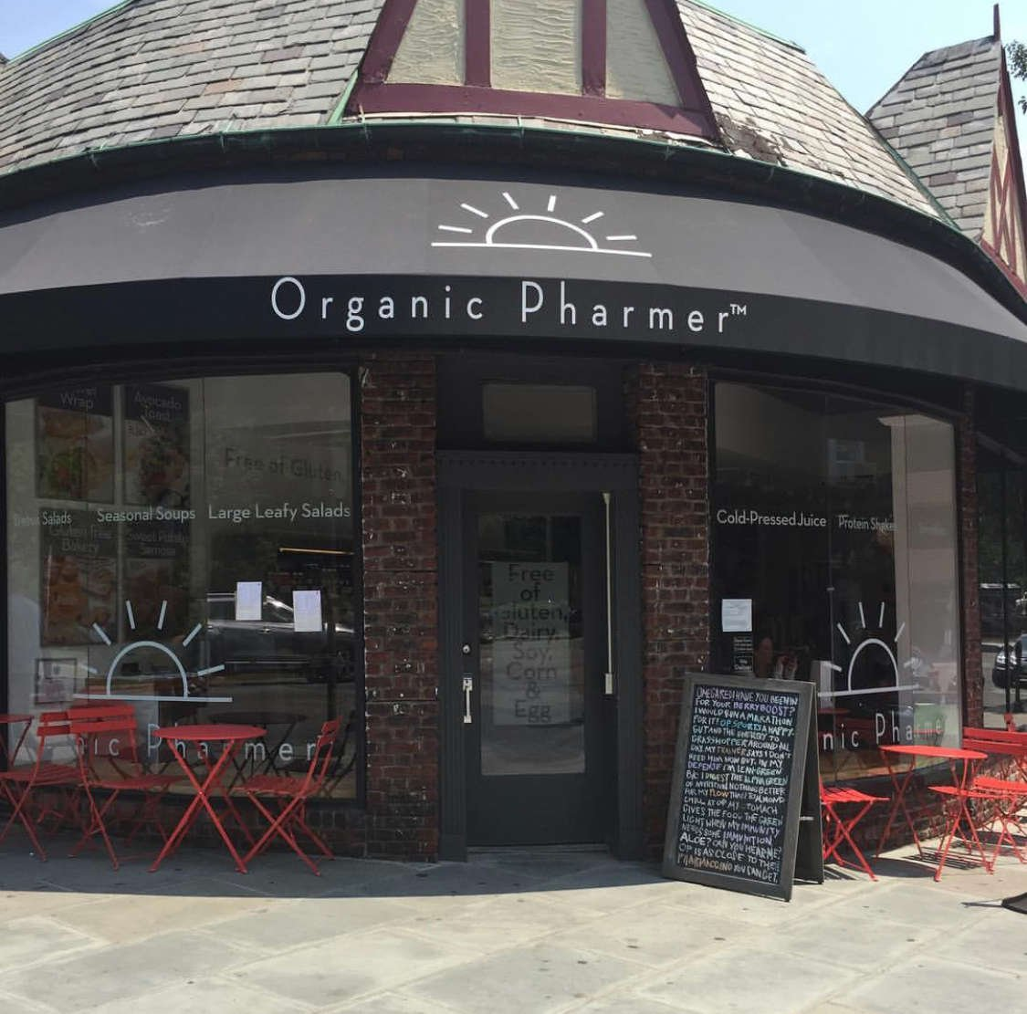 organic pharmer in scarsdale new york on garth road