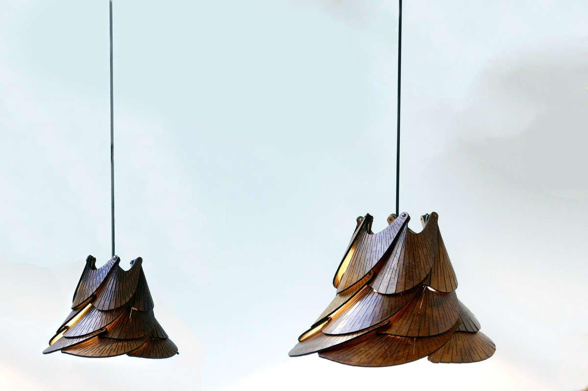 Bloom-Lamp-por-Aaron-Porterfield-Mosto-Flor-Pequena-e-Média