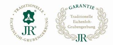 JR leather Logo