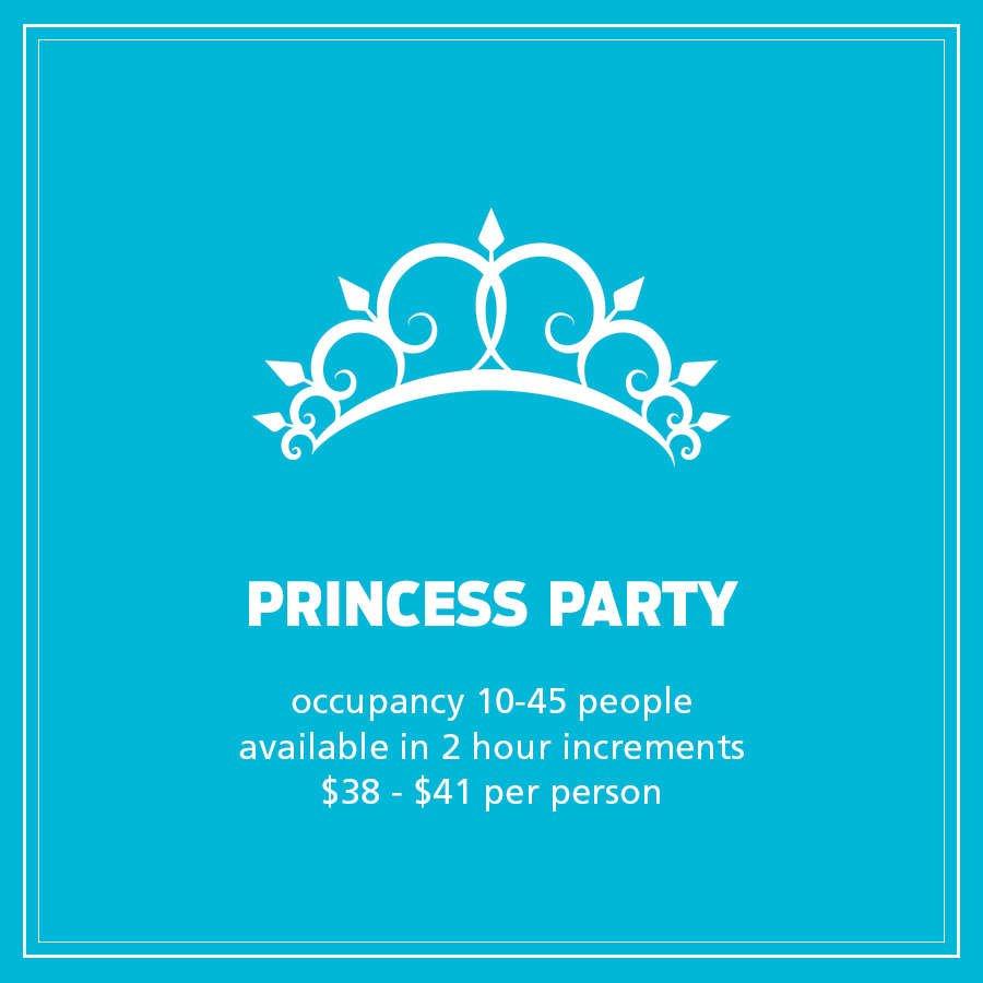 Princess Party Logo