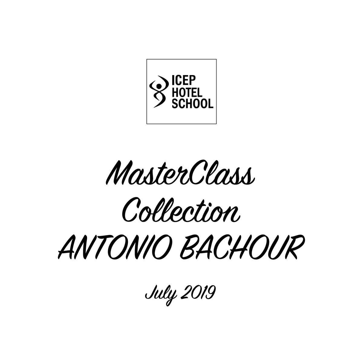 MasterClass Antonio Bachour Romania