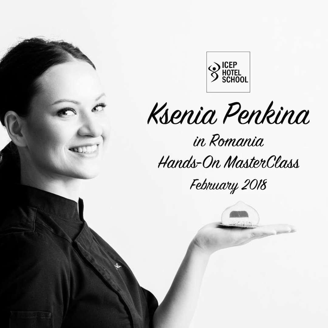 MasterClass Ksenia Penkina Romania