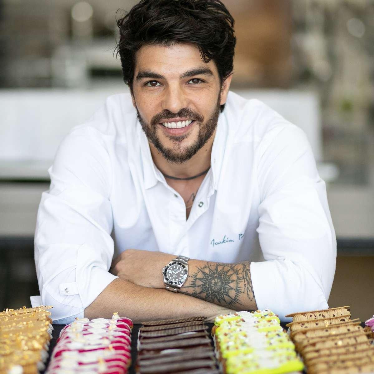 MasterClass Joakim Prat Choux Pastry