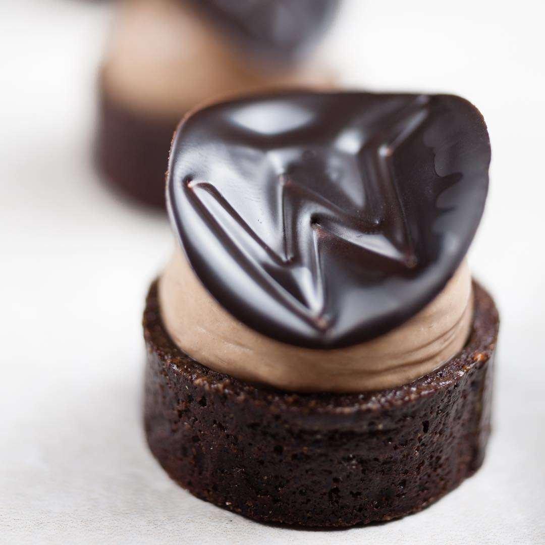 Gluten Free & Vegan Desserts MasterClass Richard Hawke