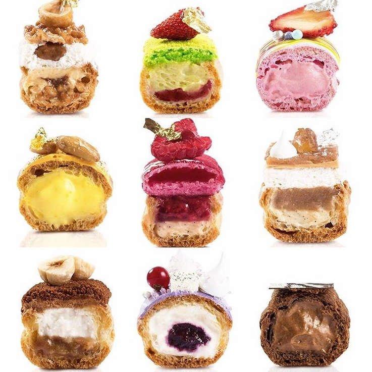 MasterClass Jordi Bordas B-Concept Pastry