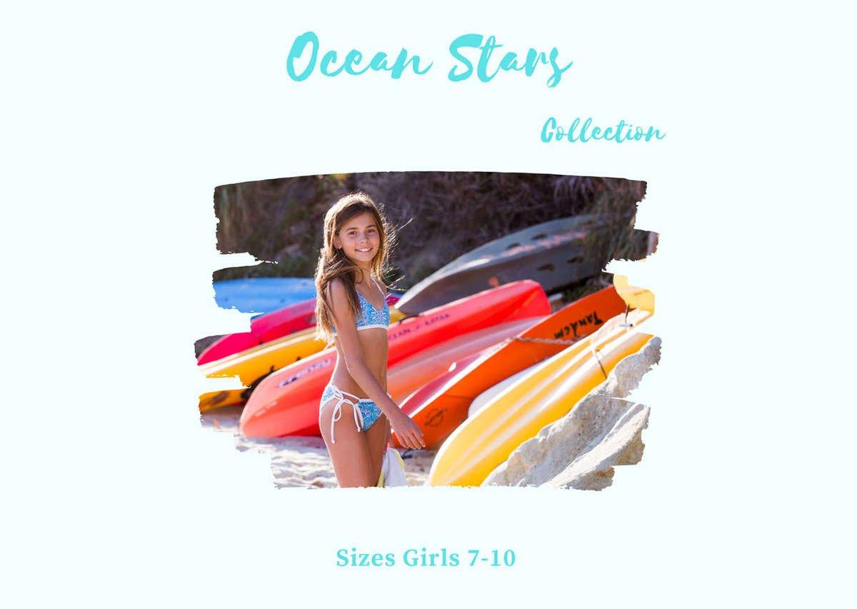 Tween Girls Swimwear Collection designed Chance Loves Swimsuit brand