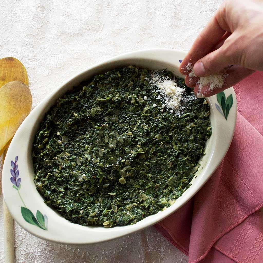 Deep Ceramic Baking Dish
